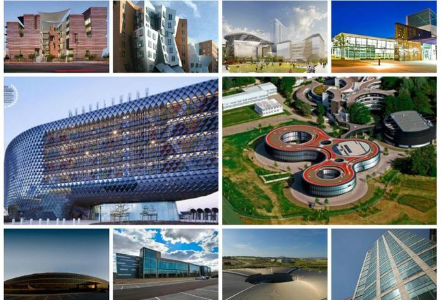 10 Of The World's Most Gorgeous Research Centers