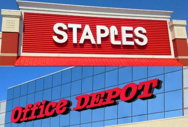 EU Approves $6.3B Staples/Office Depot Merger, US Still Holding Out