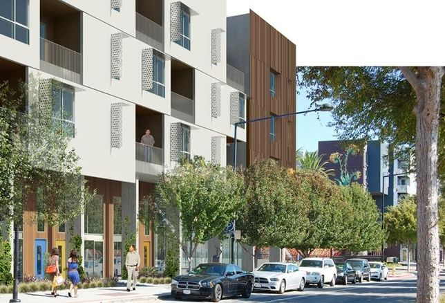 CityView and Windflower's Union City multifamily project credit: CityView