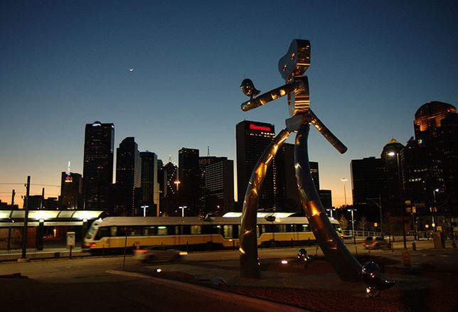 President Obama Earmarks $174M For Dallas Rail Projects