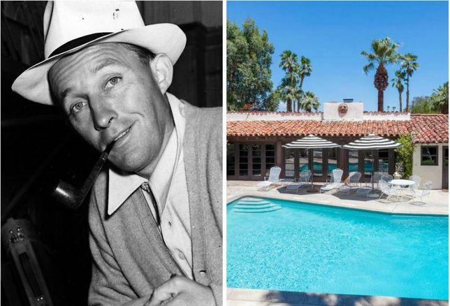 My Celebrity Airbnb: Inside Bing Crosby's Palm Springs Pad