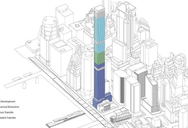 Chinese Developer Could Build Supertall Near South Street Seaport