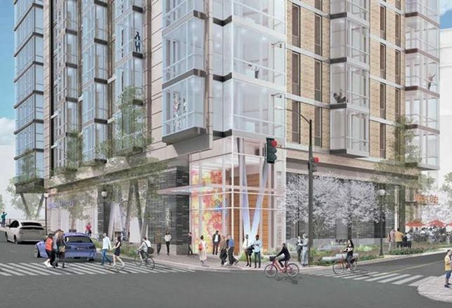 Ditto And Zusin Planning Family-Sized Units Near Union Market