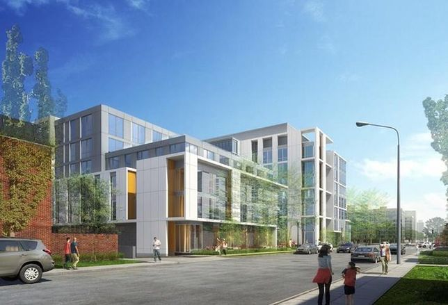 Southwest DC Residents Not Thrilled With Shakespeare Theatre's Mixed-Use Plans