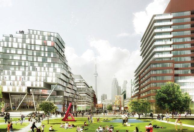 Dream Outlines Canary District's Post-Pan Am Plan