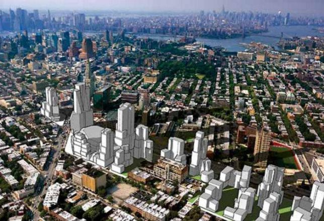 Brooklyn's Largest Office Tower Might Be Built At Pacific Park