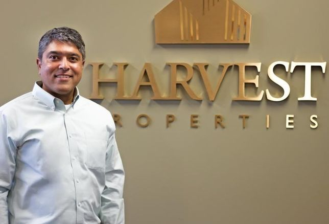 Awais Mughal, partner at Harvest Properties
