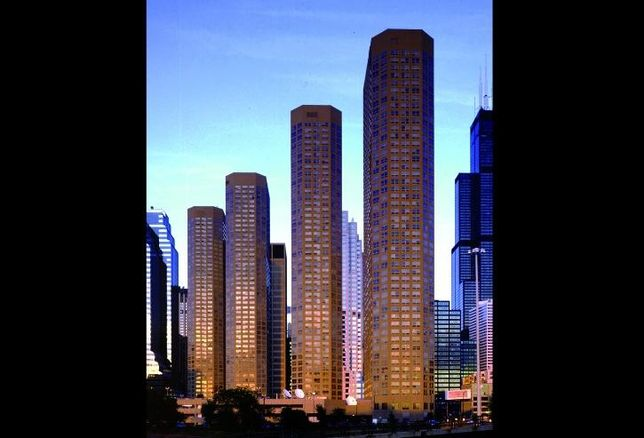 Presidential Towers, Chicago