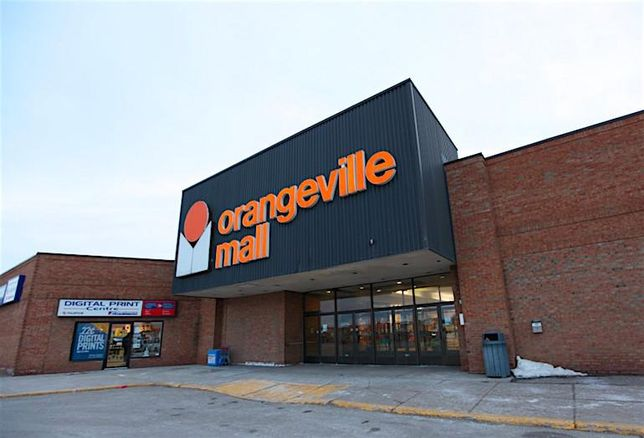 Michaels Takes Former Zellers Space At Orangeville Mall