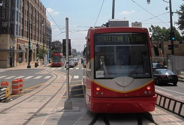 Opening Date Announced For DC Streetcar