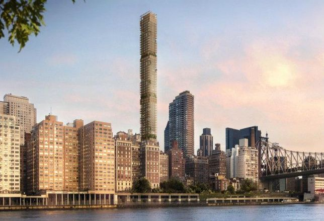 Supertall Developer Suing Lender To Stave Off Foreclosure