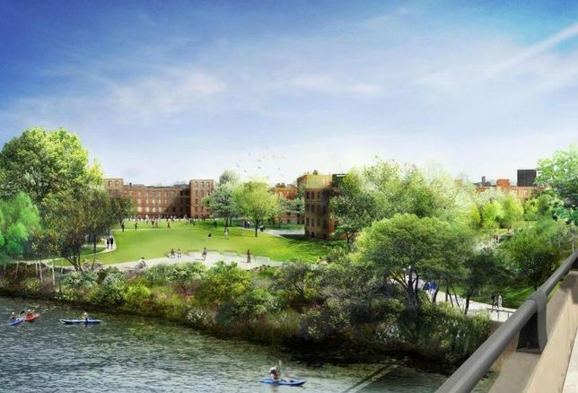 Plan Commission Approves Lathrop Homes Proposal
