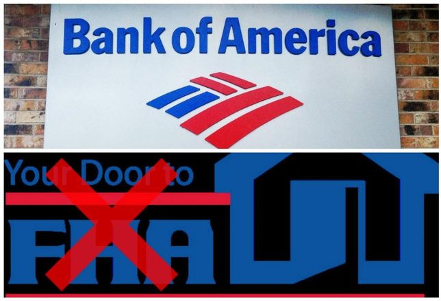 Bank Of America's New Mortgage Cuts The FHA Out Of The Process