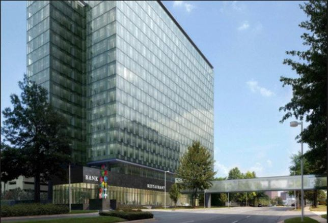 Computer Sciences Corp Takes 62k SF Of Lerner's Planned 1775 Tyson Blvd Tower