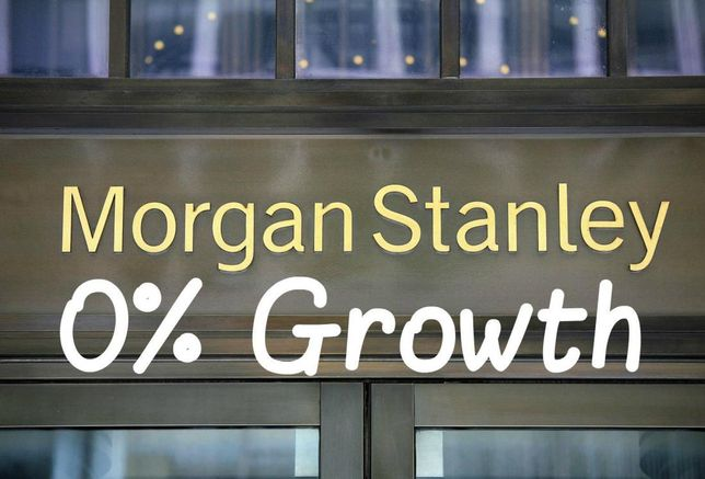 Morgan Stanley Predicts 0% Price Growth For Commercial Real Estate