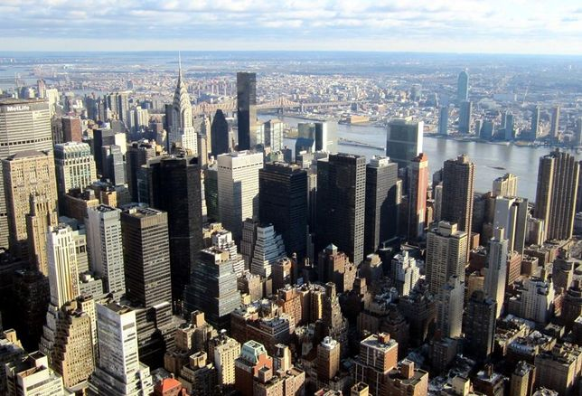 Manhattan Office Market Corrects Itself In August Full Of Leases
