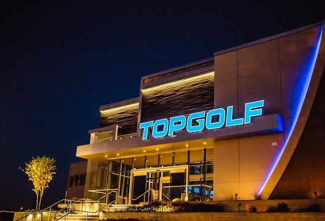 Commonwealth Center TopGolf