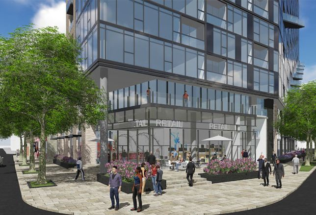 City OKs Rezoning For Little Italy Apartment Tower