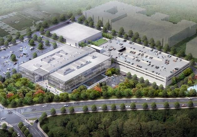 First Look: Mercedes-Benz Sandy Springs HQ