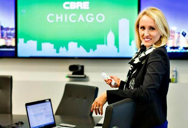 MB Real Estate's Sara Spicklemire Is Now At CBRE. Here's Why.