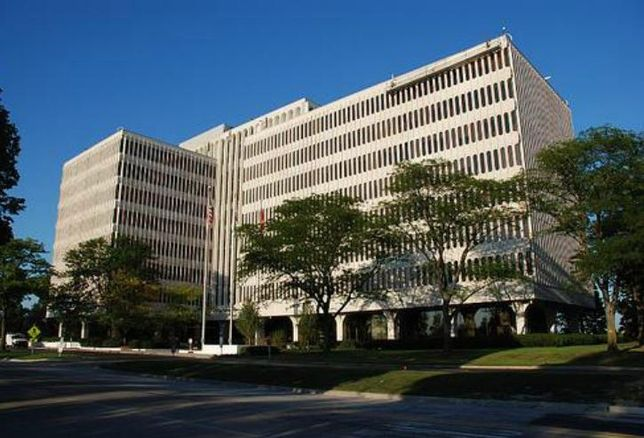 McDonald's Oak Brook, IL HQ, which it's vacating to move to Chicago's West Loop