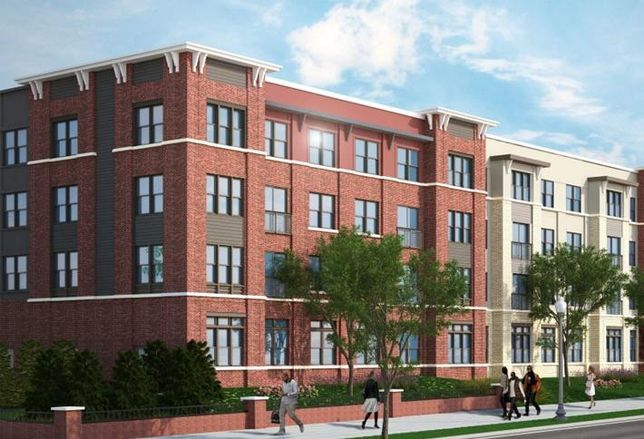 WC Smith Gets DCHFA Funding For Congress Heights Project