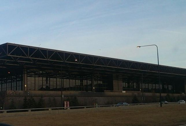 McCormick Place Lakeside Center: Rahm's Lucas Museum Hail Mary
