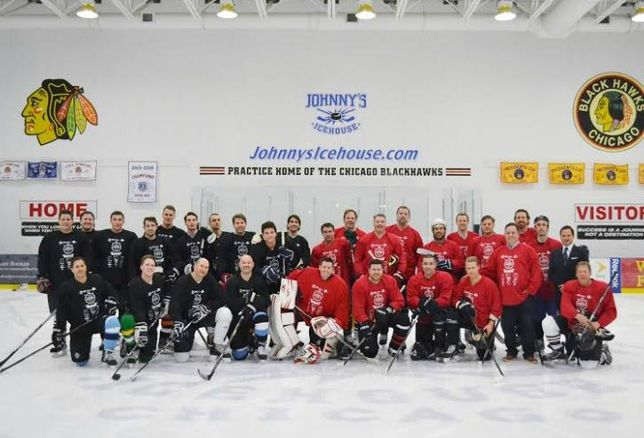 CRE Broker Hockey Classic Is A Success