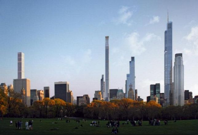Nordstrom Tower Fueling Vacancies As Landlords Hold Off Renting