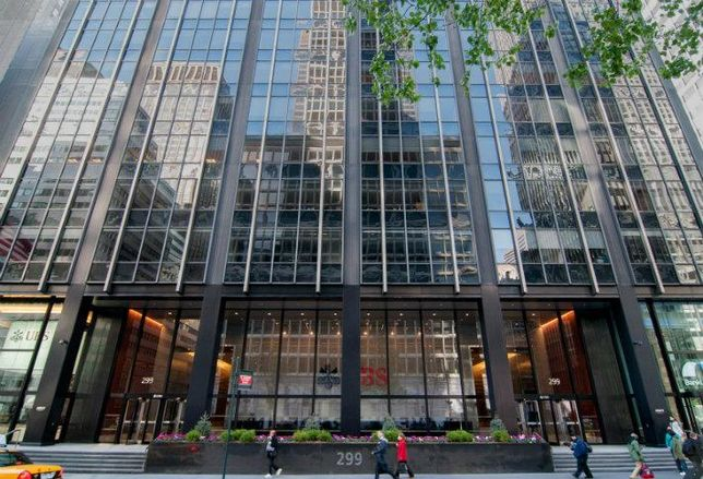 UBS Continues To Shrink Footprint At 299 Park, But Renews 120k SF
