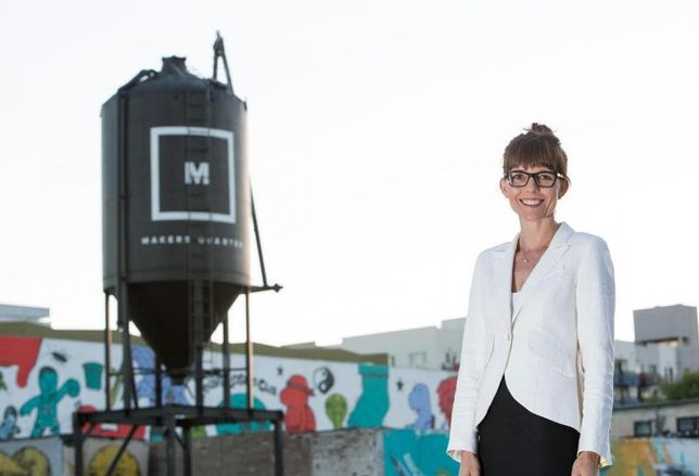 Makers Quarter: An Innovative District For The Creative