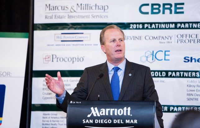 San Diego Mayor's Annual Address Proposes Plans To Address City's Most Pressing Problems