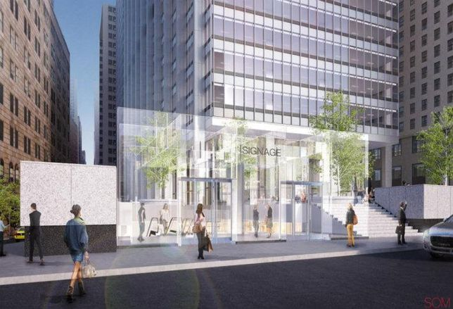 The $150M Renovation At 28 Liberty Will Be Done In 2018, And Tenants Are Already Lining Up