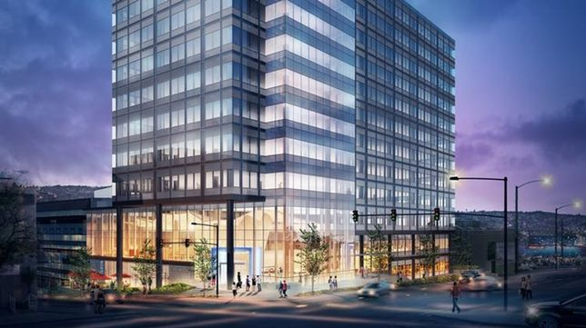 Amazon Takes Even More Space In Seattle