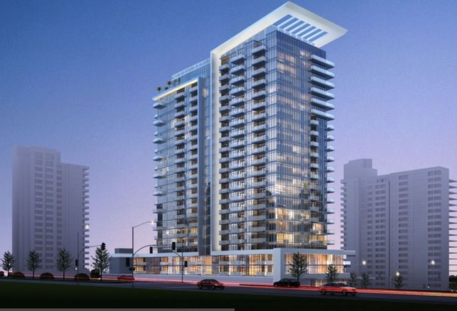 Canadian Developer Purchases Downtown Apartment Tower Site