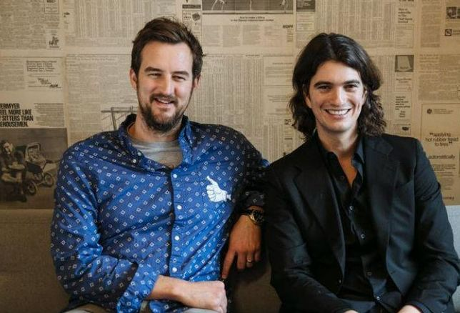 WeWork Valuation Hits $16B