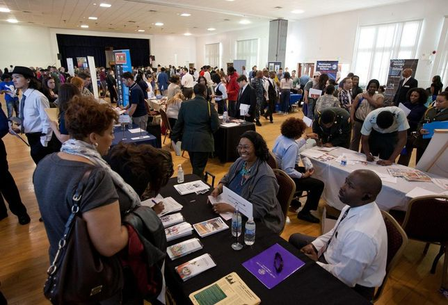 Jobless Claims Continue Hot Streak, Hit Five-Month Low