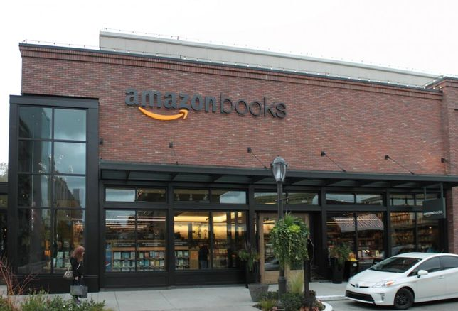 Amazon Continues Brick-And-Mortar Expansion