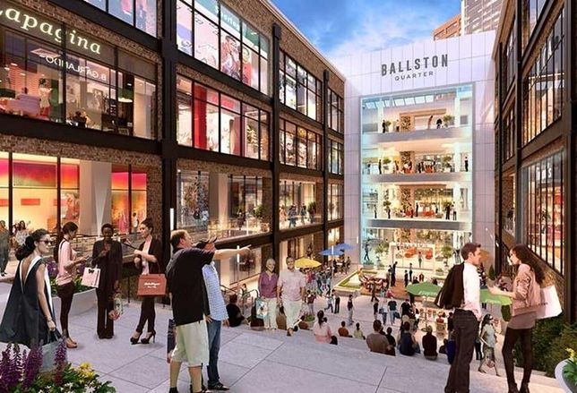 Forest City Creates JV To Invest In Ballston Quarter