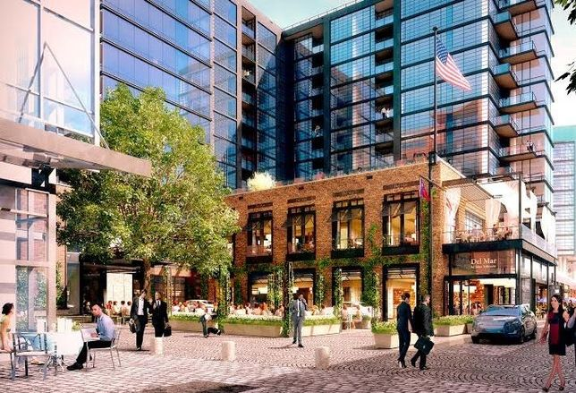 The Wharf Reveals List Of Restaurants Planned For Phase 1