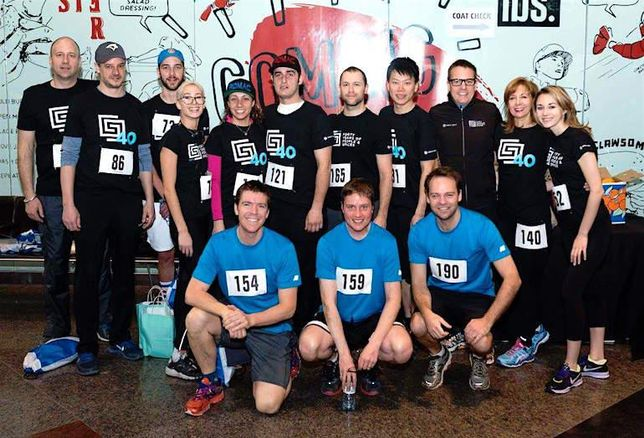 Great Gulf Sets Fundraising Record In Office Tower Climb
