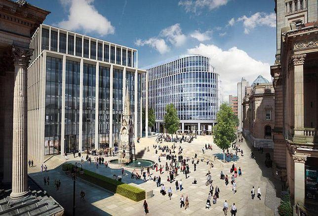 Hermes' Paradise development, Birmingham