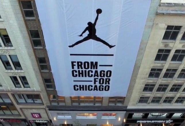 The Shoestore That Jordan Built Is For Sale