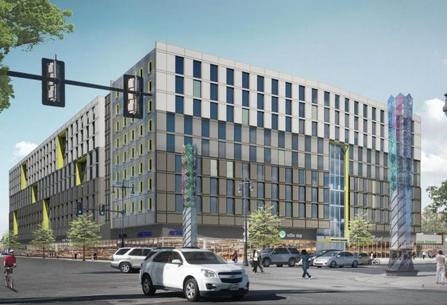 New 'Lincoln Square' Mixed-Use Development Proposed On South Broad Street