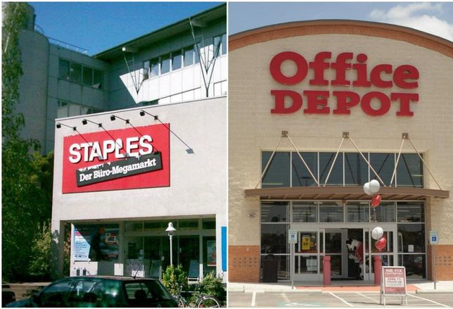 Everything You Need To Know About The Staples/Office Depot Merger
