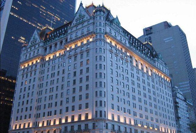 Plaza Hotel Auction Falls Through