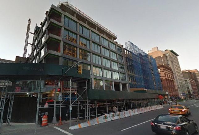 10 Bond St's Developers Sue Land Owner, Claiming Extortion