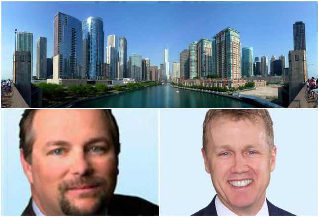 Colliers International Names Two New Executive Managing Directors