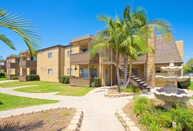 Escondido Apartment Complex Scores Record Price