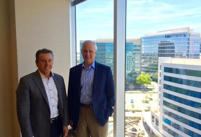 Q&A With Granite CEO Michael Dardick & COO Greg Fuller: 25 Years